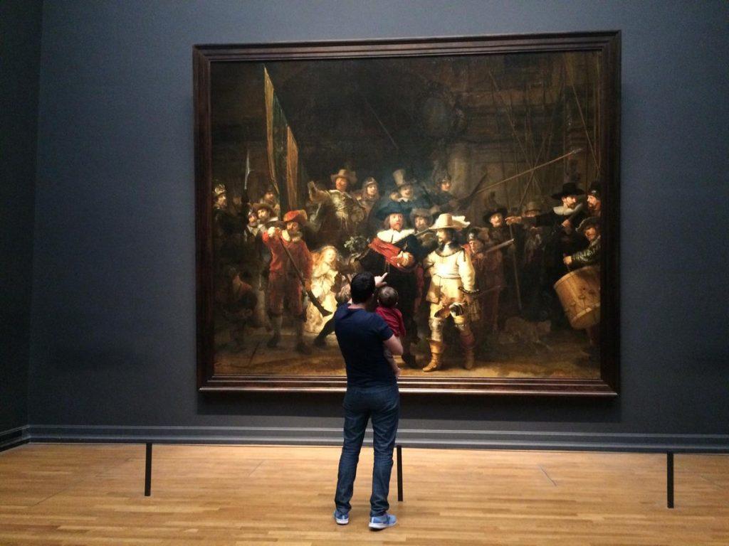 obras de arte famosas